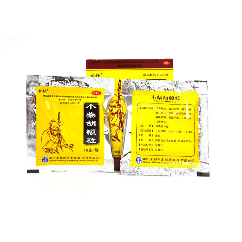 禾邦 小柴胡颗粒 10g*10袋